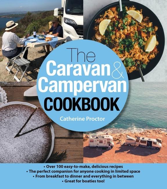 The Caravan and Campervan Cookbook (Min Order Qty 1)