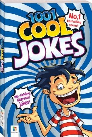1001 Cool Jokes (Min Order Qty 2)