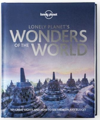 Lonely Planet's Wonders of the World 1st Edition  (Min Order Qty 1)