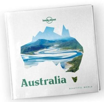 Lonely Planet Beautiful World Australia (Min Order Qty 1)