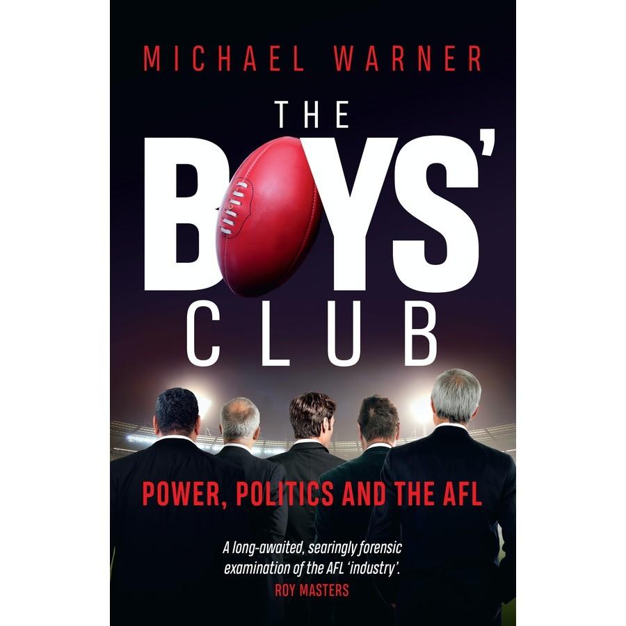 The Boys' Club   (Min Order Qty : 1)