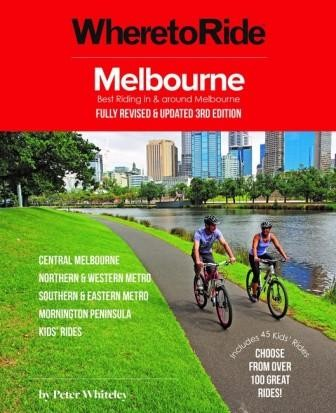 Where to Ride Melbourne 3rd Edition