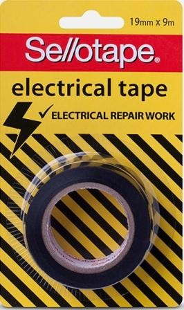 Sellotape Electrical Tape (Min Order Qty 2)