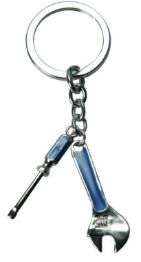 Keyring Tools (Min Order Qty 12)