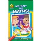 School Zone Get Ready For Maths (Min Order Qty 2)