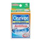 Clearwipe Lens Cleaner Antifog 20 Wipes Display of 6 (Min Order Qty 1 display)