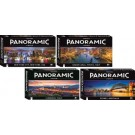 1000 Piece Panoramic Jigsaw Puzzles Assorted Box of 12 (Min Order Qty 1 Box)