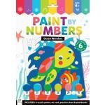 Ocean Wonders Paint by Numbers (Min Order Qty: 2)