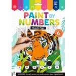 Majestic Tiger Paint by Numbers (Min Order Qty: 2)