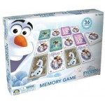 Memory Card Game Frozen (Min Order Qty 2)