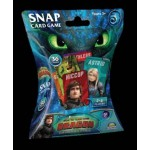 Snap Card Game How to Train your Dragon  (Min Order Qty 2)