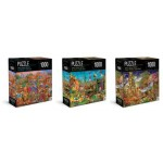 'Vivid Views' 1000 Piece Jigsaw Puzzle (Min Order Qty 6) ***STOCK DUE LATE JULY***
