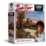 Bob Ross 1000 Piece Puzzle Assorted (Min Order Qty 6)