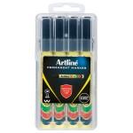 ***Special Order Item*** Artline 70 Permanent Marker Hard case Black (Min Ord Qty 6)