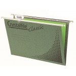 Crystalfile Suspension Files Pack of 20 (Min Order Qty 1)