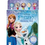 Disney Frozen 5-Pencil and Eraser Set (Min Order Qty 2)