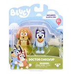 Bluey Figure 2-Pack S4 Assorted (Order in Multiples of 4)
