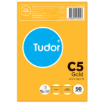 Tudor Envelopes C5  Gold Pack 50 (Min Order Qty 2)