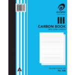 Olympic Carbon Dublicate Book No. 606 250x200 100 Leaf (Min Order Qty 1)