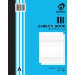 Olympic Carbon Dublicate Book No. 606 250x200 100 Leaf (Min Order Qty 1)