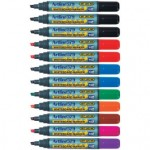 Artline Whiteboard Marker 579  Assorted Box of 12  5mm Chisel Nib (Min Order Qty 1)