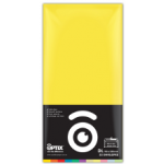 Optix DL Envelopes  Suni Yellow  Pack 25 (Min Order Qty 2)