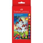 Faber Castell 12 Oil Pastels (Min Order Qty 2)