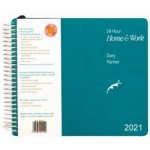 24 Hour Home and Work Diary Planner (Min Order Qty 1) ***AVAILABLE AUGUST 2021)