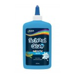 Bostik School Glue  250ml Blue  (Min Order Qty 1)