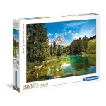 Clementoni Puzzles 1500 Piece Blue Lakes (Min Order Qty 1) ***Available Early September***