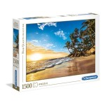 Clementoni Puzzles 1500 Piece Tropical Sunset (Min Order Qty 1) ***Available Early September***