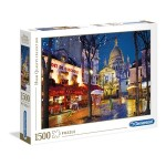 Clementoni Puzzles 1500 Piece Paris Monmartre (Min Order Qty 1) ***Available Early September***