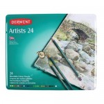Derwent Pencils Artist Tin of 24