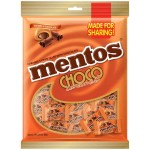 Mentos Choco 420g Caramel Pillow Pack