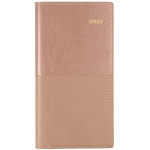 Collins 2021 Calendar Year Diary - Vanessa B6/7 Week to View Landscape Rose Gold (Min Order Qty 5)  **Available August 2021*