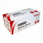 Esselte Superior Rubber Bands 100gram Box Size 32