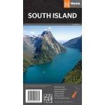 Hema New Zealand South Island Map #8 (Min Order Qty 1)