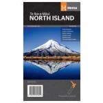 Hema New Zealand North Island Map #8 (Min Order Qty 1)