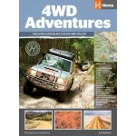 4WD Adventures #2 - Discover Australia's Top 100 4WD Tracks Spiral Bound (Min Order Qty 1)
