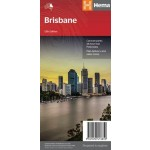 Hema Brisbane & Region Map #12 (min Order 2)
