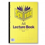 Spirax 907 Lecture Book A4 140 page (Min order Qty 5)