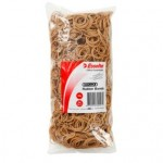 Esselte Superior Rubber Bands 500gram Bag Assorted Sizes