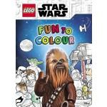 Lego Star Wars: Fun to Colour (Min Order Qty 1)