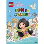 Lego Disney Princess: Fun to Colour 1 (Min Order Qty 1)