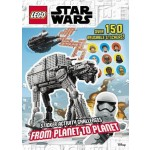Lego Star Wars: Sticker Activity Book (Min Order Qty 1)