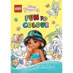 LEGO Disney Princess Fun to Colour 2 (Min Order Qty 1)