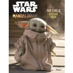 Star Wars The Mandalorian: The Child Sticker Book (Min Order Qty 2)