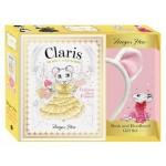 ***Coming July 2021** Claris: Book & Headband Gift Set - Claris Fashion Show Fiasco