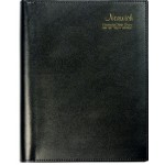 Cumberland Norwich Financial Year Diary 2021-2022 A5 Day to Page Spiral Black (Min Order Qty 1)