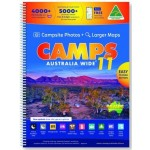 Camps Australia Wide #11 Spiral Easy to Read B4 Size with Camp Snaps (Min Order Qty 1) ***EXTRA LARGE B4 SIZE***